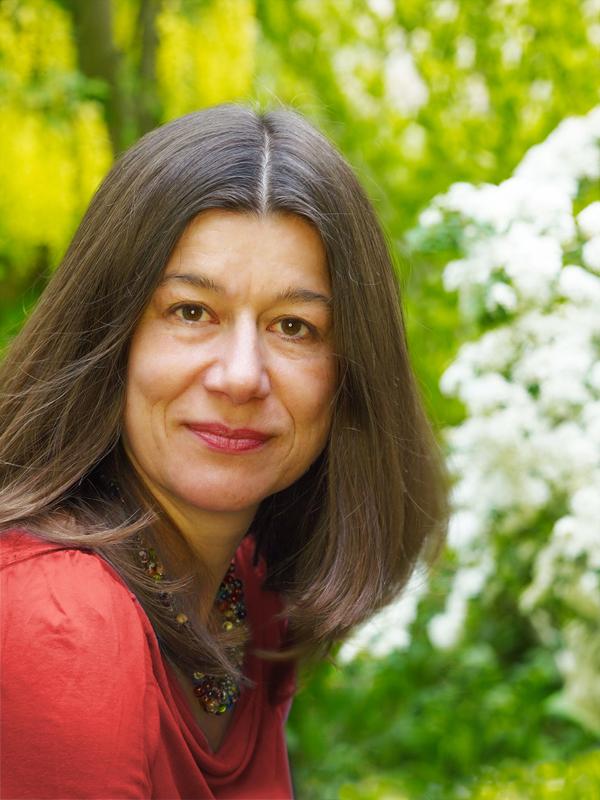 Portrait Frau Dr. Pia Ritter